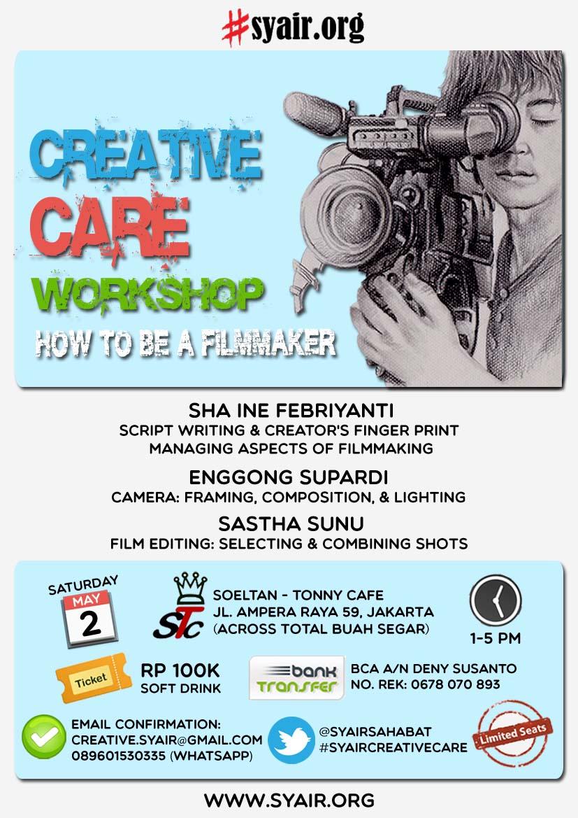 Poster Creative Care