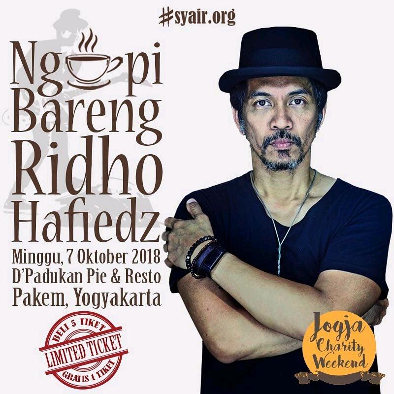 NGOPI BARENG RIDHO